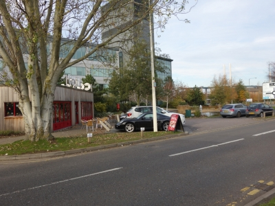 Letting to Costa Crossways Business Park Dartford, off Junction 1a M25