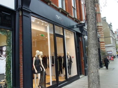 Assignment of lease at 148 Sloane Street, London to LVMH subsidiary, trading as Maje