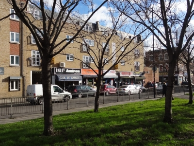 Sale of residential investment, Vallance Road, Whitechapel, London