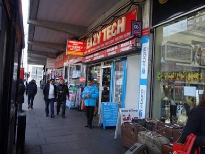 Lease renewal for Eazy Tech 137 Edgware Road London