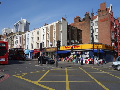 Lease renewal for tenant Select & Save at 204/6 Edgware Road London