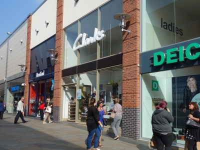 Acquisition for Clarks Shoes (JEF Ltd) Trinity Walk, Wakefield