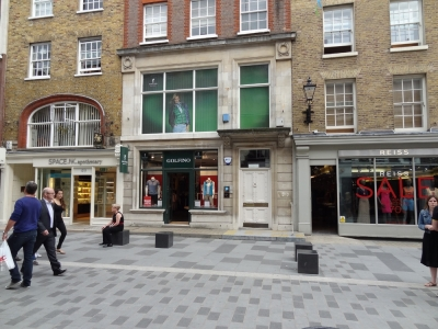 Acquisition for GOLFINO AG, South Molton Street, London