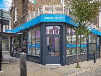 Letting to Morgan Randall and Estate Management of refurbishment of 1a Camden Walk, Islington – a grade 2 listed building