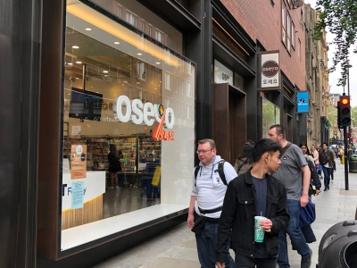 Acquisition for Oseyo (H Mart) - Charing Cross Road, London