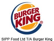 SIPP Food Ltd, trading as Burger King