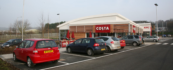 Acquisition for Costa drivethru, Tunbridge Wells