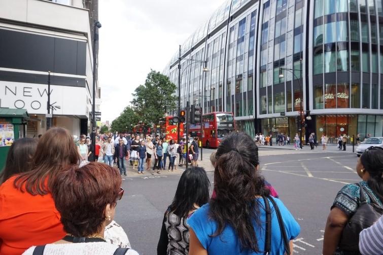 Oxford Street July 2016
