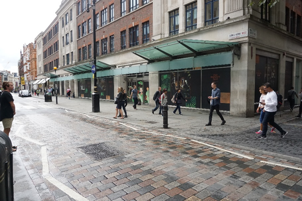 M&S Longacre London Store closure